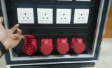Tres Fase de central de energía con 32A