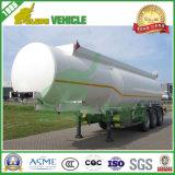 3 Axles 27m3- 57m3 битума топливозаправщика бак трейлера/асфальта Semi