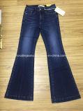 8.8ozデニムの女性のジーンズ(HYQ112-10GDT)