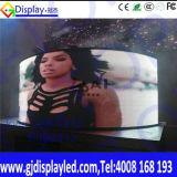 Visualización de pared video al aire libre de la visualización de LED P5.95 LED para el asunto de alquiler