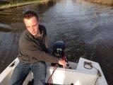 20HP de elektrische Motor van de Motor van de Boot Elektrische Buitenboord Elektrische Buitenboord voor Marine