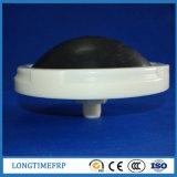 Aerazione sferica di trattamento delle acque della parte superiore del diffusore di gomma dell'aria di acquicoltura