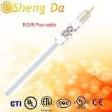 Flex Kabel Rg59 voor HDTV Beste Kwaliteit en Prijs