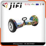 10inch車輪が付いている電気自己のバランスをとるスクーター