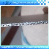 Treillis métallique aggloméré utilisé en tant que maille décorative