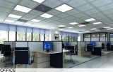 Cuadrado Lampada 300X300 8W 10W 12W 18W de la luz del panel del LED
