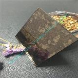 훈장을%s 고품질을%s 가진 5mm 회색 앙티크 미러 또는 예술 미러 유리