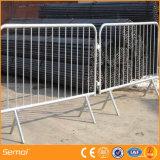 이동할 수 있는 방어적인 안전 도로 금속 보행자 방벽