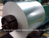 Bobine en acier galvanisée plongée chaude du zinc Dx51