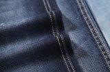 厚い綿のスパンデックスの粗紡糸のあや織りのデニムファブリック11.7oz