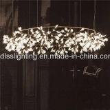Lámpara simple moderna de la dimensión de una variable LED Lighitng de la flor