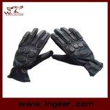 Handschoenen van het Leer van het Toestel van Airsoft Paintball van de Vinger van de mep de Volledige Militaire Tactische