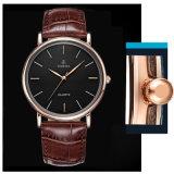 Signora di cuoio all'ingrosso Special Designer Brand Watch 71258 del cinturino di vigilanza
