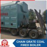 Caldaia a vapore industriale infornata carbone
