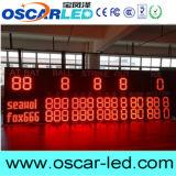 옥외 야구 LED 득점판 표시