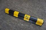 Guardia pilar 800 mm de alto reflexivo goma Corner