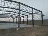 EU Prefabricated 강철 구조물 창고