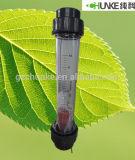 Flujómetro plástico del rotor de la Lzs-Precisión para la depuradora