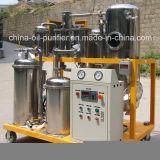 Usato cucinando la pianta di riciclaggio, macchina residua di pulizia dell'olio da tavola
