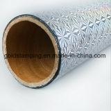 Lámina para gofrar caliente metalizada animal doméstico para el techo del PVC para el mercado de la India