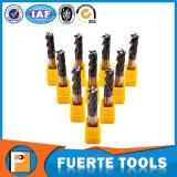 Utensile per il taglio del carburo del solido del diametro 6mm per metallo Processings
