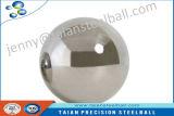 Perforazione e sfera perforata della valvola a sfera dell'acciaio inossidabile