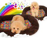 Base morna macia do sofá do filhote de cachorro do cão de animal de estimação (bd5011)