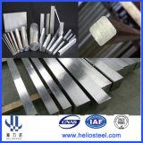 Barra d'acciaio quadrata di AISI1020 S20c Ss400 Q235