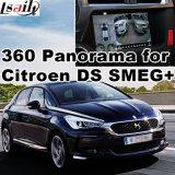 Surface adjacente de vue arrière et de panorama 360 pour DS3 Ds4 Ds5 Ds6 de Citroen avec l'écran de moulage d'entrée de signal de système Lvds RVB de Smeg+ Mrn