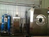 Het Gebruik van de Fabriek van de Wasserij van het denim voor Jeans die de Machine van het Ozon bleken