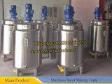 Réservoir de réaction de réacteur d'acier inoxydable de 3000 récipients du litre S.S 316
