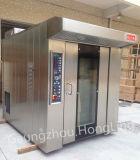 Forno giratório da cremalheira do gás profissional da máquina do cozimento desde 1979