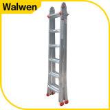 Venta al por mayor Husky fuerte aluminio escalerilla gigante pequeña 3 pasos escalera multiusos paso