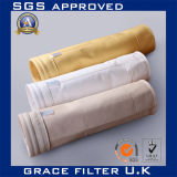 Poliéster das telas do filtro/Nomex/filtro de saco tela da fibra de vidro