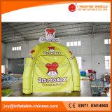 Tente de nourriture à tente gonflable publicitaire avec éclairage LED (Tente1-306)