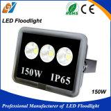 좁은 광속 각 높은 광도 150W LED 플러드 빛