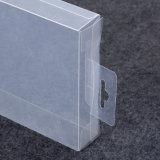 접히는 명확한 플레스틱 포장 선물 상자 (PVC)