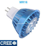 Eclairage paysager 3.8W MR16 CREE LED