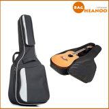 Изготовленный на заказ самые лучшие цветастые музыкальные мешки Backpack гитары двуколки аппаратуры подарка