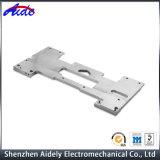 Подгонянный алюминиевый сплав подвергая часть механической обработке CNC для воздушноого-космическ пространства