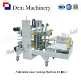 Máquina semiautomática del lacre del rectángulo para el lacre Fx-Jb01 del borde del cartón