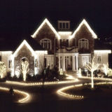 Luz de tira ao ar livre do diodo emissor de luz da decoração SMD5630 para a decoração do jardim