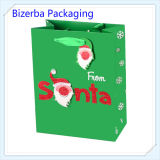 Мешок изготовленный на заказ рождества подарка бумажный