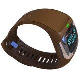 Het gezonde Slimme Horloge van de Zorg met de Vertoning van de Aanraking van 1.54 Duim & Dubbele Banden Bluetooth & IP54