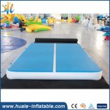 Pista di corsa Jumpy dell'aria gonfiabile rotonda di ginnastica di alta qualità per ginnastica