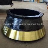 Forro de triturador de cone de resistência de desgaste de China