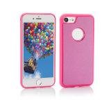 Neues Aufsteigen-Anti-Schwerkraft-Fall mit Aufkleber für iPhone
