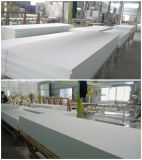 中国の卸売12mm白いCorianのシートのアクリルの固体表面(GB101)