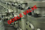 Doppia valvola d'acciaio forgiata di Dbb della flangia (GAQ41F)