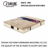 2017高品質の高炭素の鋼鉄ばねのベッドのマットレス(FB739)